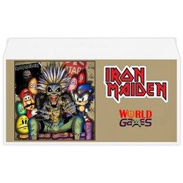 """Конверт маленький """"Евро"""" Е65 """"Iron Maiden"""" - heavy metal, рок музыка, рок группа, iron maiden, айрон мэйден"""