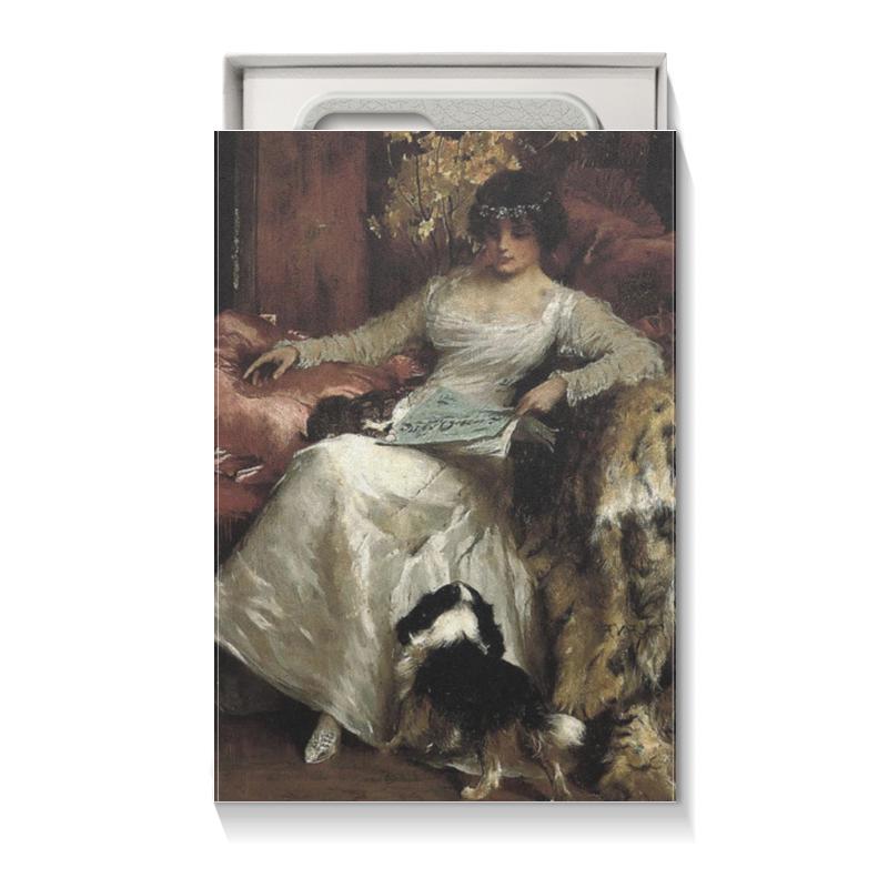 Подарочная коробка малая (пенал) Printio Картина артура вардля картины в квартиру картина etude 2 102х130 см