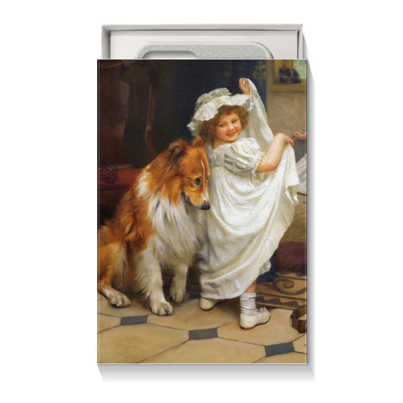 Подарочная коробка малая (пенал) Printio Картина артура элсли картины в квартиру картина etude 2 102х130 см