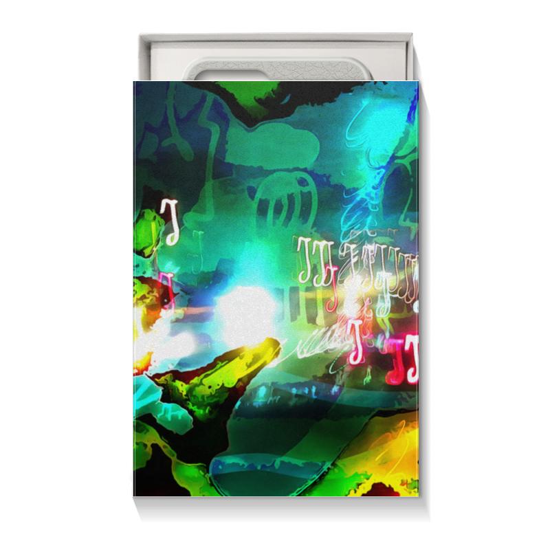 Коробка для чехлов Printio Abstract raster 160 леггинсы printio abstract raster 160