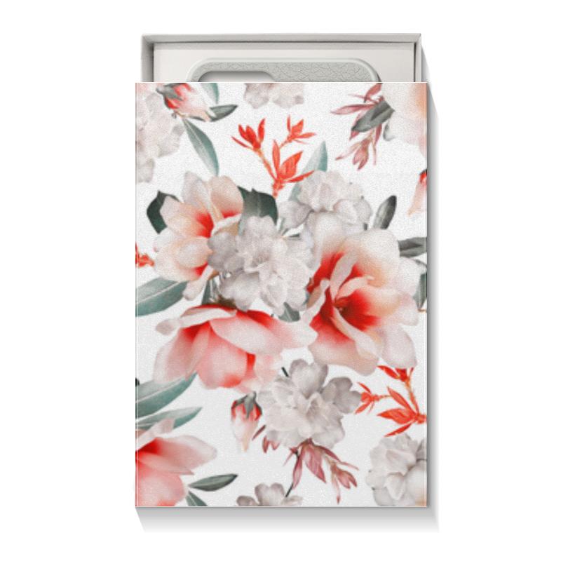 Коробка для чехлов Printio Цветы коробка для чехлов printio без ума от цветов