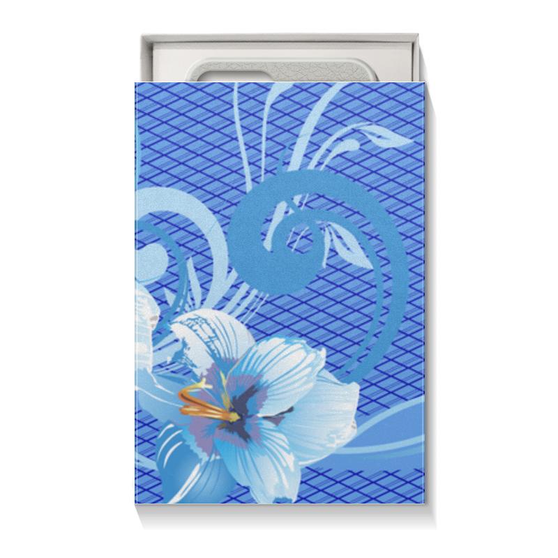 Коробка для чехлов Printio Лилии лилии