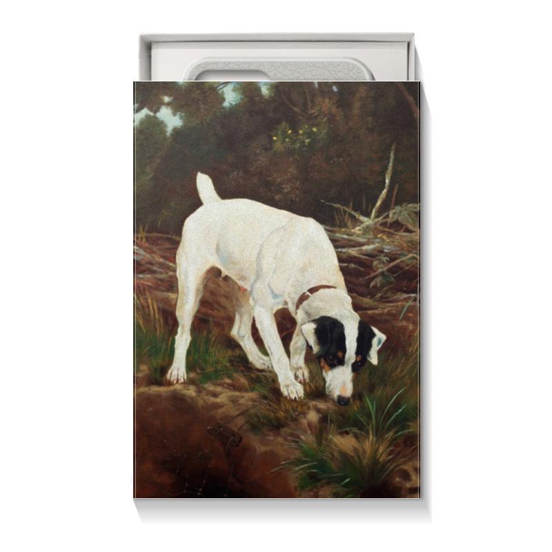 Подарочная коробка малая (пенал) Printio Год собаки малая балканская 35 куплю гараж