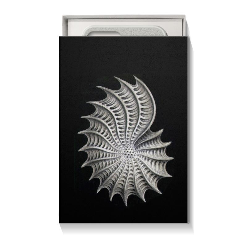 Подарочная коробка малая (пенал) Printio Nautilus, ernst haeckel клиромайзер aspire nautilus киев
