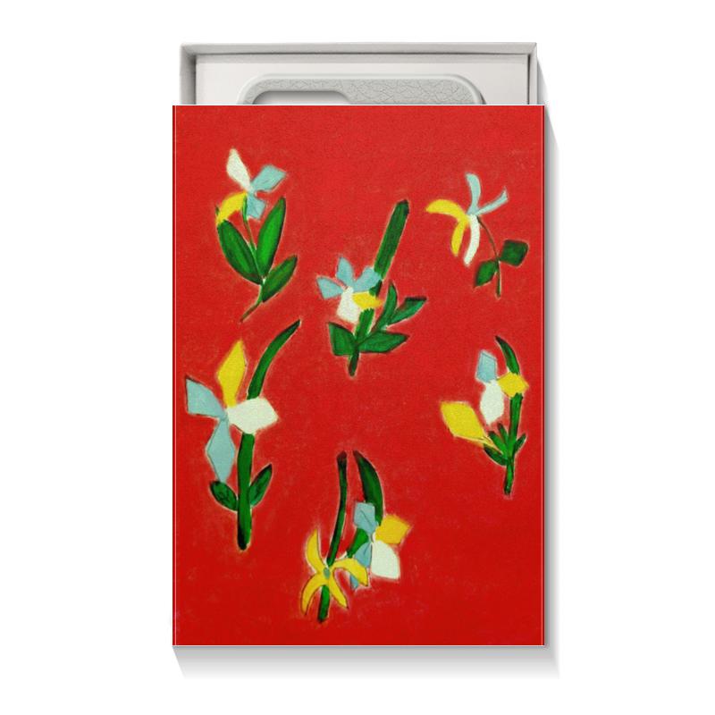 Коробка для чехлов Printio Весна, весна подарочная коробка куб printio весна весна