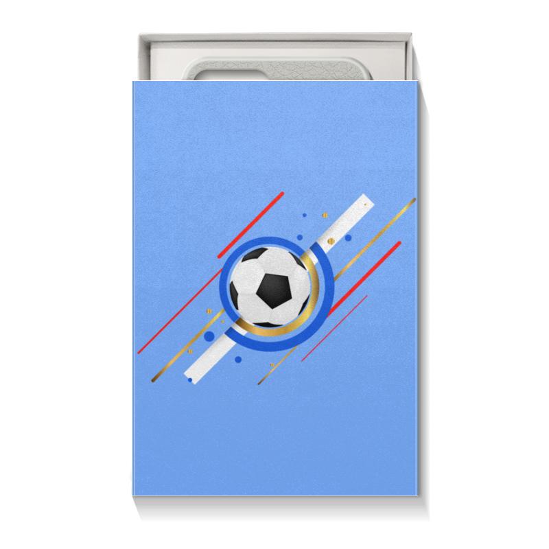 Коробка для чехлов Printio Футбол коробка для чехлов printio вальс любви