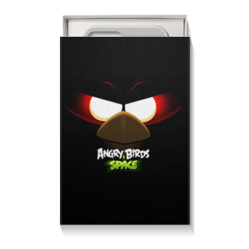 Коробка для чехлов Printio Space (angry birds) hasbro хасборо angry birds star дженга гонщики a5088