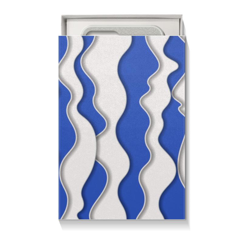 Коробка для чехлов Printio Абстрактные волны коробка для чехлов printio вальс любви