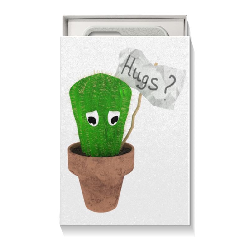 Коробка для чехлов Printio Hugs? basically hugs
