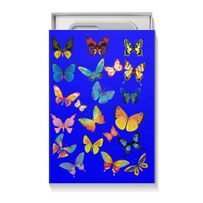 Коробка для чехлов Printio Бабочки коробка для чехлов printio бабочки