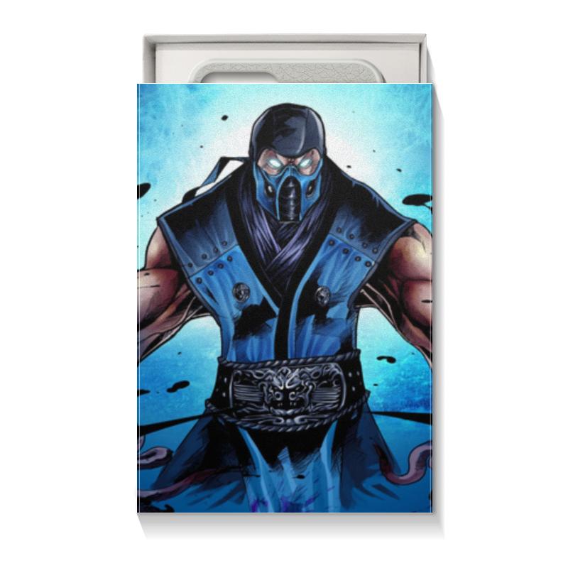 Printio Mortal kombat x (sub-zero) mortal kombat x [ps4]
