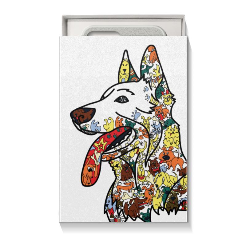 Подарочная коробка малая (пенал) Printio Забавные собаки малая балканская 35 куплю гараж
