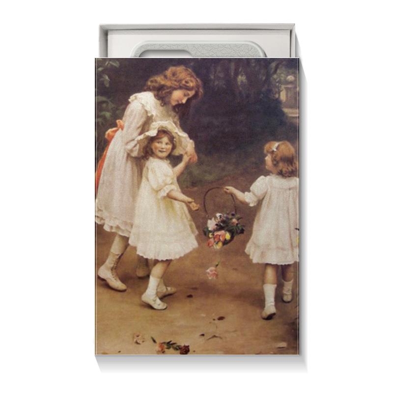 Коробка для чехлов Printio Картина артура элсли (1860-1952) подарочная коробка большая пенал printio картина артура элсли