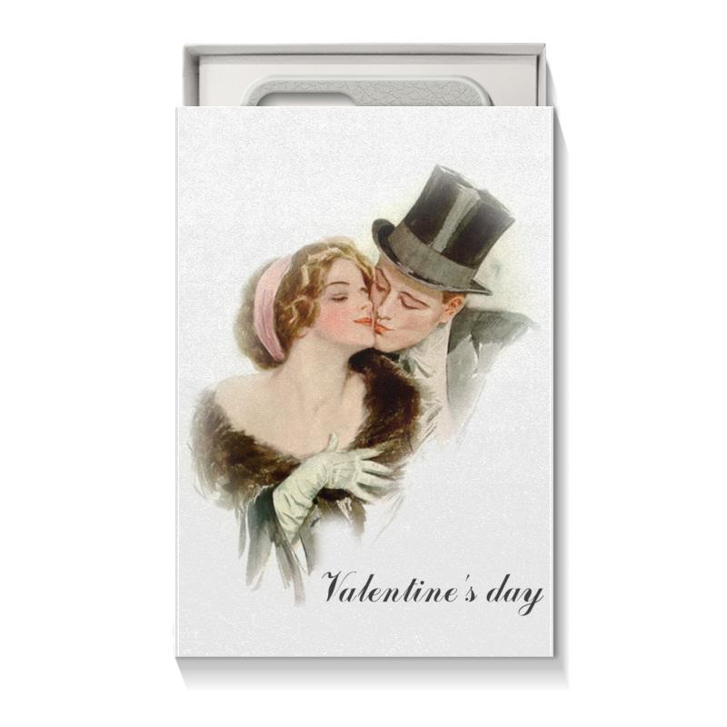 Коробка для чехлов Printio День святого валентина коробка для чехлов printio сердца