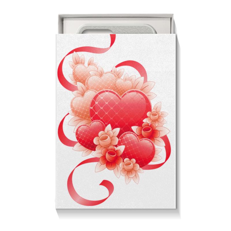 Коробка для чехлов Printio Любимой на 14 февраля коробка для чехлов printio для телефона любимой жене