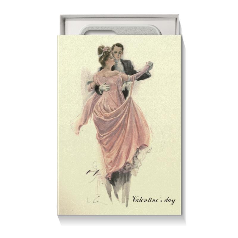 Коробка для чехлов Printio День святого валентина