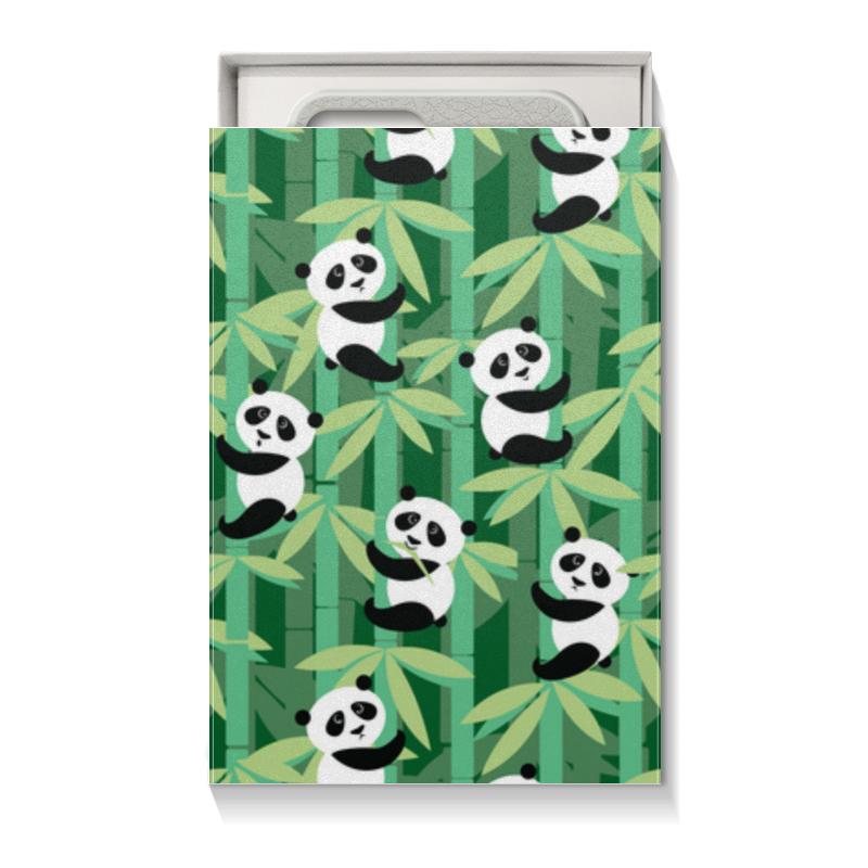 купить Коробка для чехлов Printio Жизнь панд недорого
