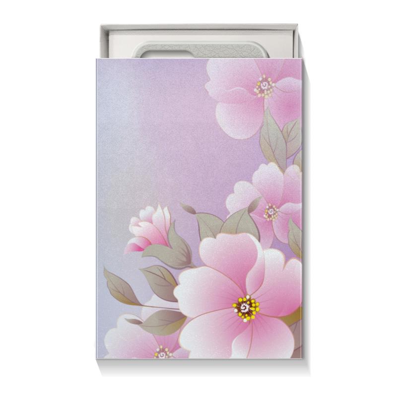 Коробка для чехлов Printio Летние цветы коробка для чехлов printio подарочная летние цветы