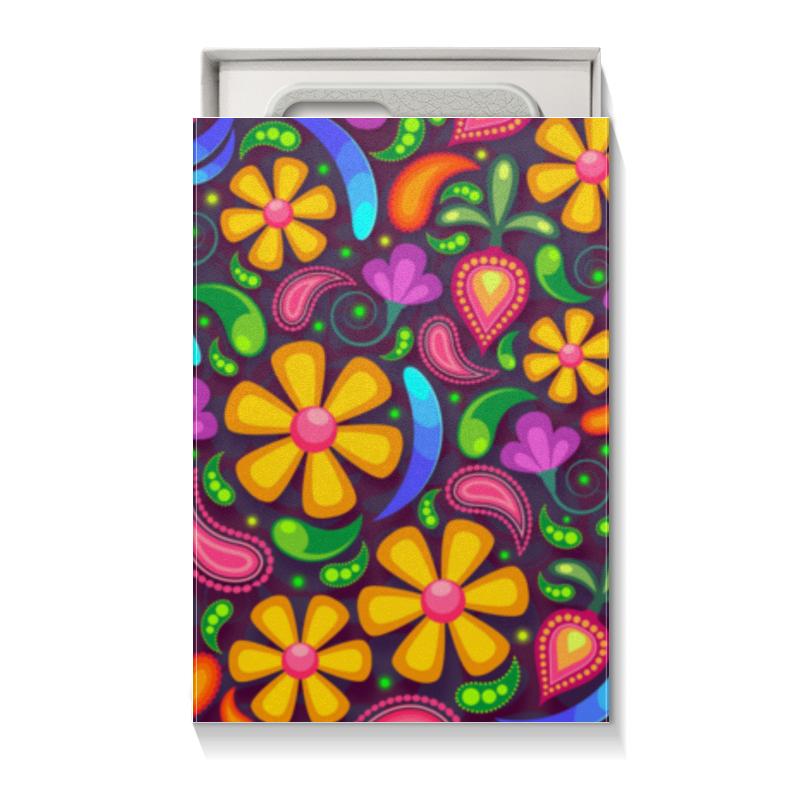 Коробка для чехлов Printio Цветочное настроение