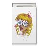 """Коробка для чехлов """"Без ума от цветов"""" - любовь, девушка, цветы, сердца, блондинка"""