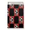 "Коробка для чехлов ""Косарь (Казимир Малевич)"" - картина, живопись, авангард, малевич, кубизм"