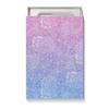 """Коробка для чехлов """"Узор с градиентом"""" - узор, голубой, розовый, дудл, градиент"""