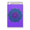 """Коробка для чехлов """"Мандала на фиолетовом"""" - праздник, орнамент, подарок, мандала, мехенди"""