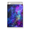 "Коробка для чехлов ""Космос (пурпурно-синий)"" - space, stars, космос, galaxy, космический дизайн"