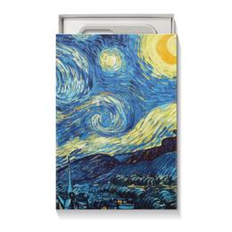 """Коробка для чехлов """"Ван Гог. Звездная ночь"""" - арт, картина, подарок, ван гог, живопись"""