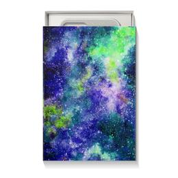 """Коробка для чехлов """"Космос"""" - space, космос, космический, космический дизайн, space design"""