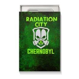 """Коробка для чехлов """"Чернобыль"""" - кино, сериал, катастрофа, чернобыль, зона отчуждения"""