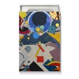 """Коробка для чехлов """"Абстракционизм"""" - картина, живопись, супрематизм, абстракционизм, орфизм"""