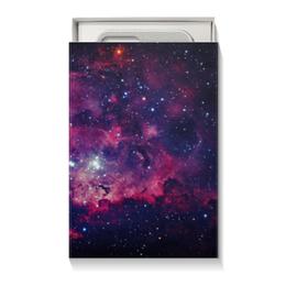 """Коробка для чехлов """"Космос"""" - звезды, космос"""
