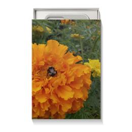 """Коробка для чехлов """"Удивительный Алтай"""" - altay, цветы, цветущая долина, горный алтай, алтай"""
