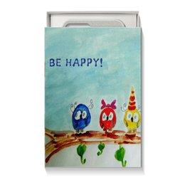 """Коробка для чехлов """"Чудики"""" - праздник, счастье, радость, чудики"""
