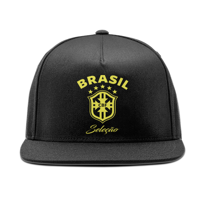 Кепка снепбек с прямым козырьком Printio Сборная бразилии кепка снепбек с прямым козырьком printio царь