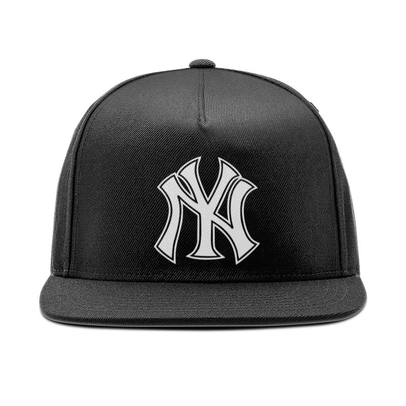 Printio Нью йорк кепка снепбек с прямым козырьком printio нью йорк