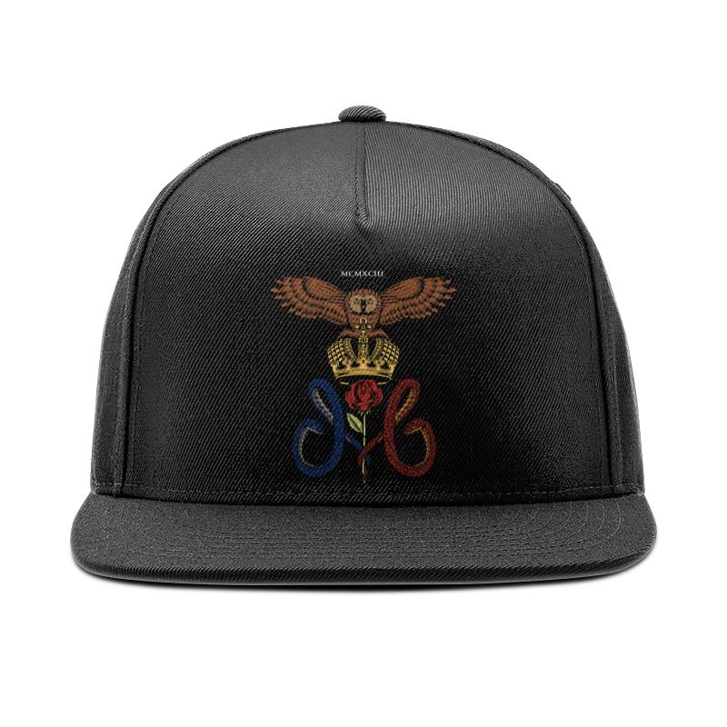 Printio Royal кепка снепбек с прямым козырьком printio выше облаков