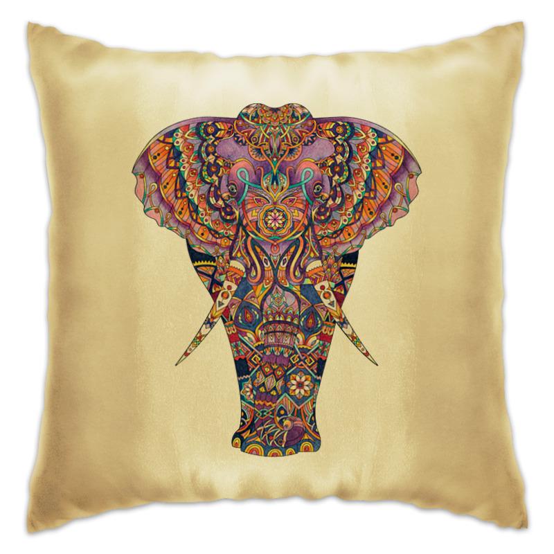 Подушка Printio Слон.