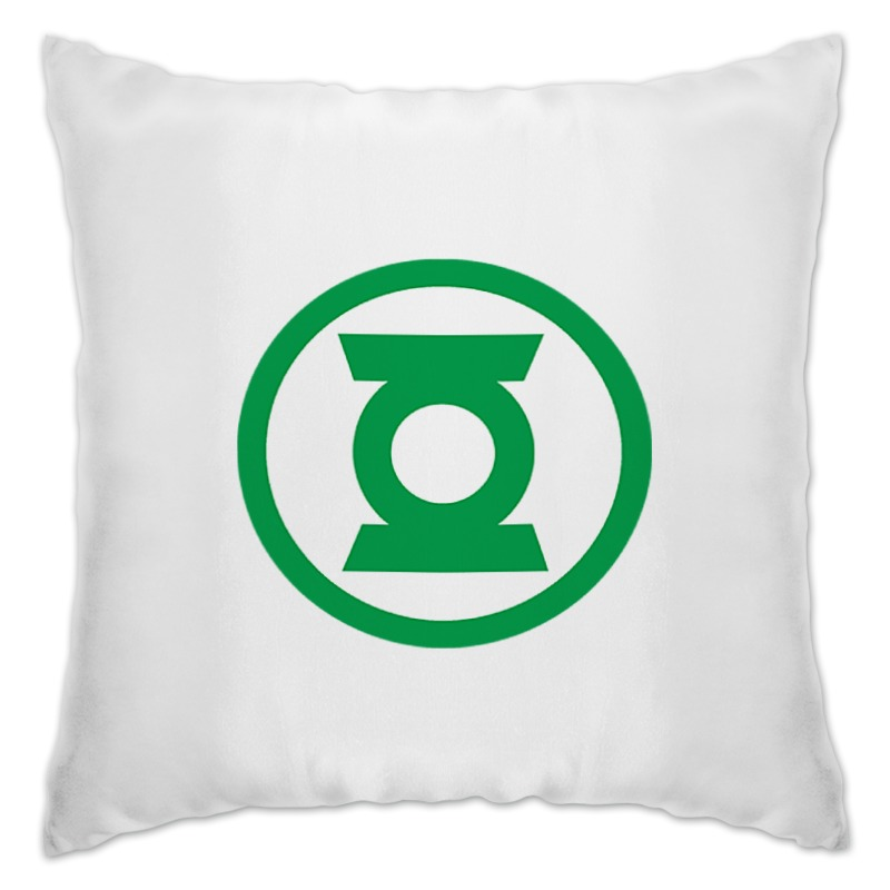 Подушка Printio Green lantern green lantern v3 the end