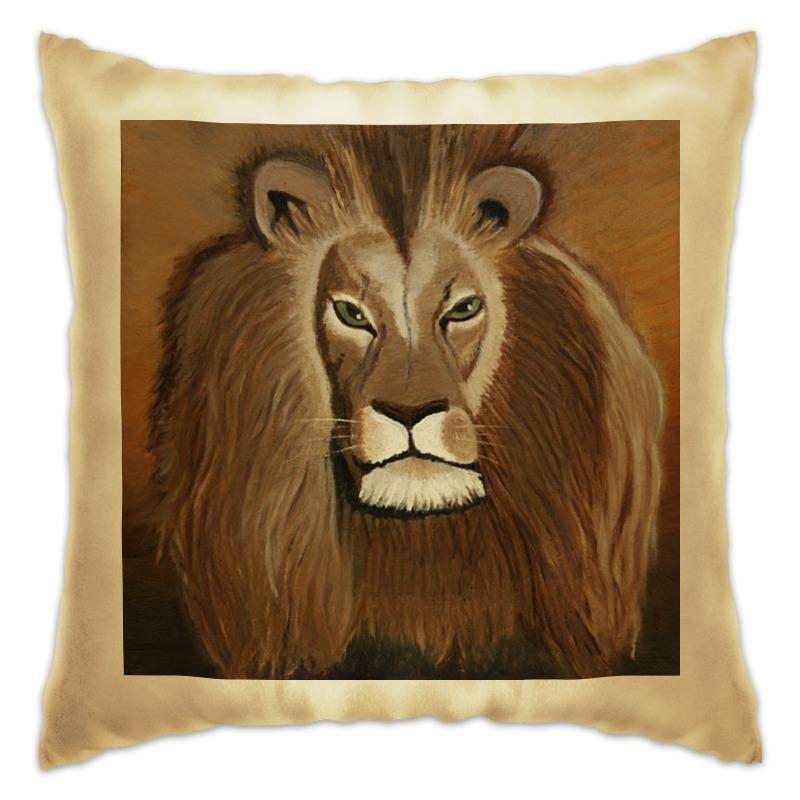 Подушка Printio Король лев торт printio король лев