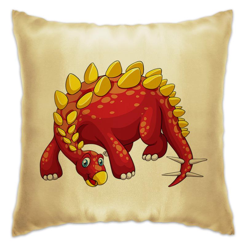 Подушка Printio Динозавр