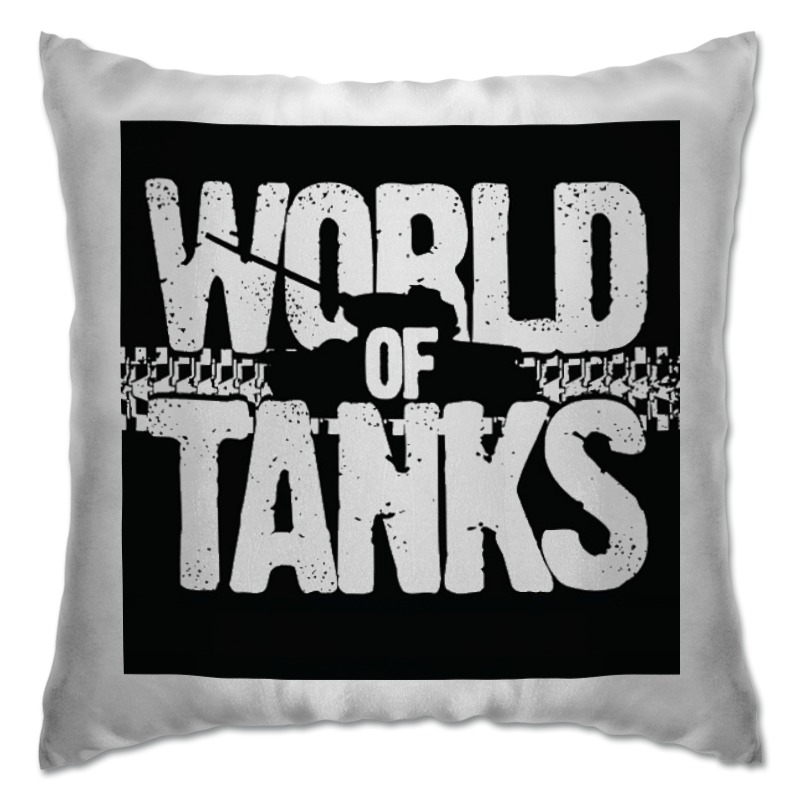 Подушка Printio World of tanks официальный сайт world of tanks для андроид
