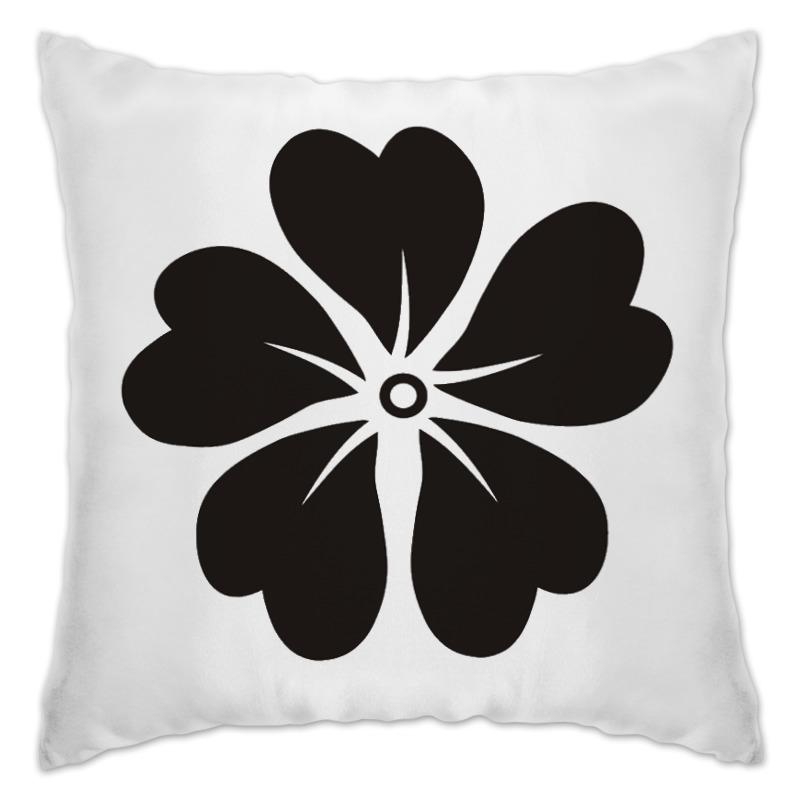 Printio Black flower недорго, оригинальная цена