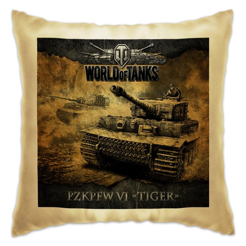 Подушка Printio World of tanks