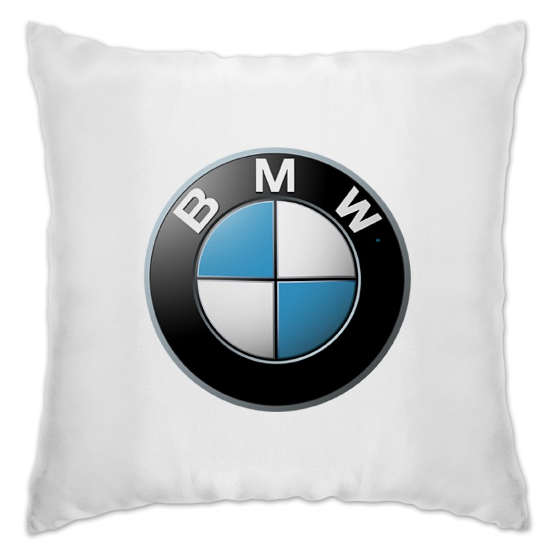 Подушка Printio Bmw motorsport