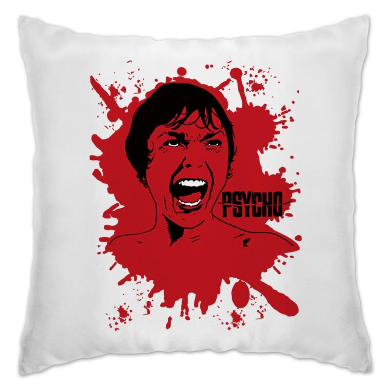 Подушка Printio Psycho подушка printio ландыши