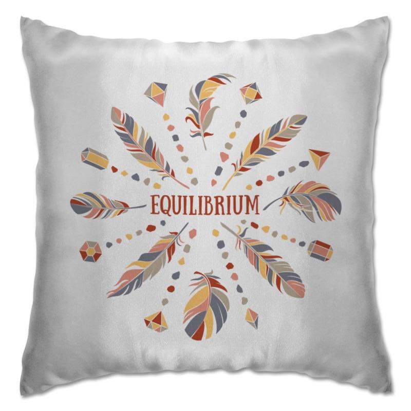 Подушка Printio Equilibrium подушка printio equilibrium