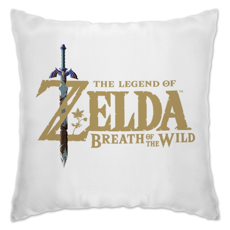 Подушка Printio The legend of zelda: link pillow conan omnibus volume 1 birth of the legend