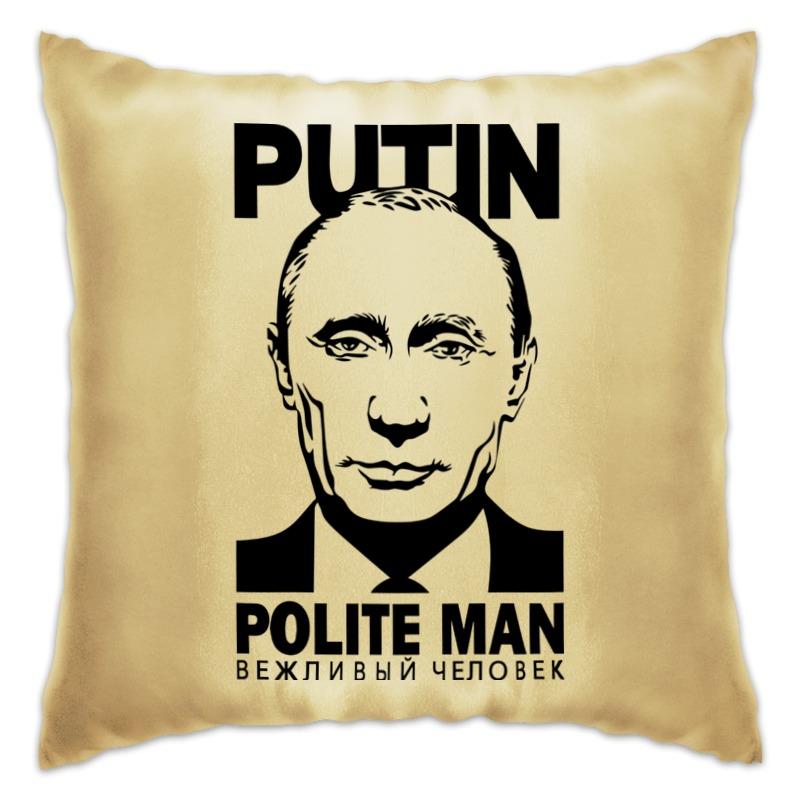 Подушка Printio Владимир путин подушка printio путин